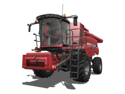 Axial-Flow xx30 - 8230 (2011 - 2014)