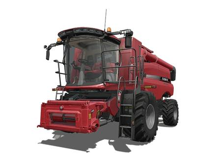 Axial-Flow x250 - 8250 (2018 - ..)
